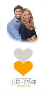 Tangerine Hearts