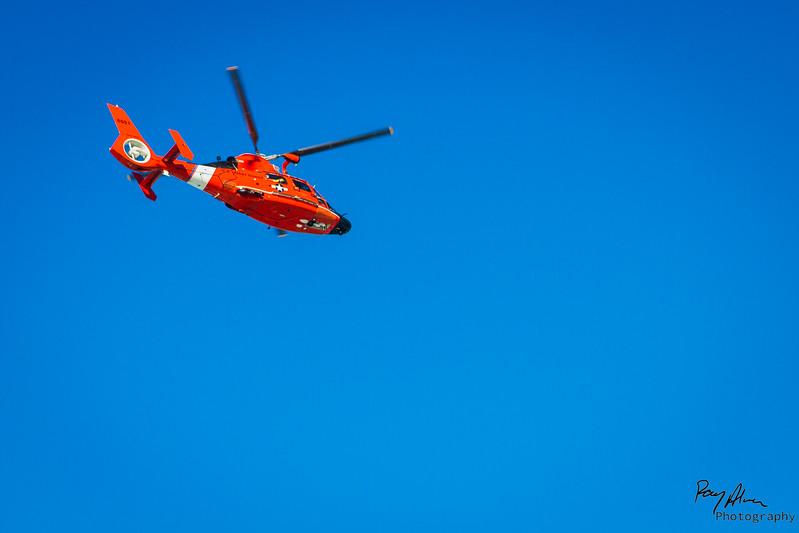 Coast Guard Oregon Beach
