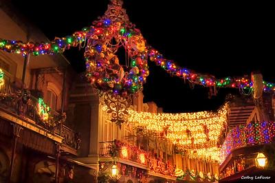 New Orleans Square, Disneyland