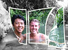 Another example from a pic in Tabacon Hot Springs.