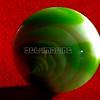 Green Marble Swirl