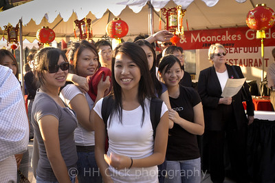 Autumn Moon Festival, in Portland's China Town