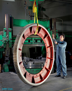 Reconditioned gear, American Machine and Gear