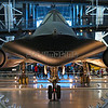 Lockheed SR-71A Blackbird (photo taken at the Smithsonian Institutes Air and Space Museum, Steven F. Udvar-Hazy Center)