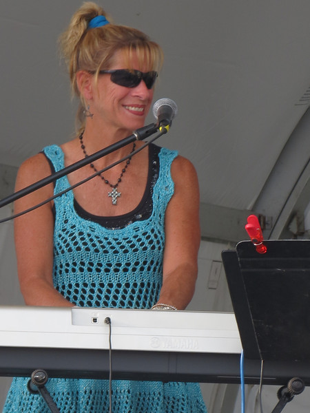 Teenage Rust performs at Sunfest 2012 in Ocean City, Maryland