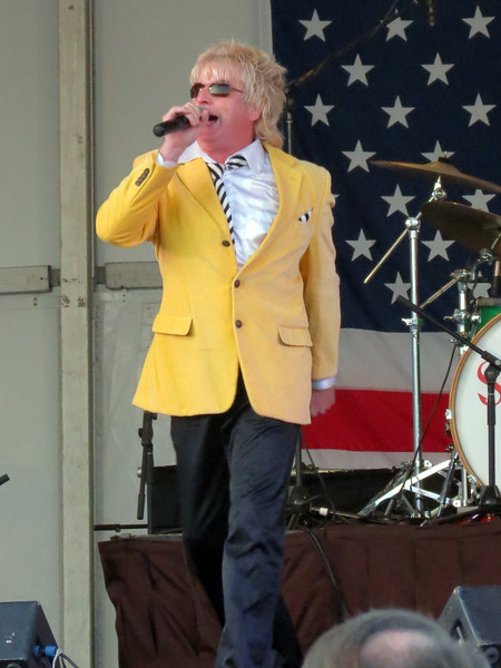 Sir Rod performs at Sunfest 2012 in Ocean City, Maryland