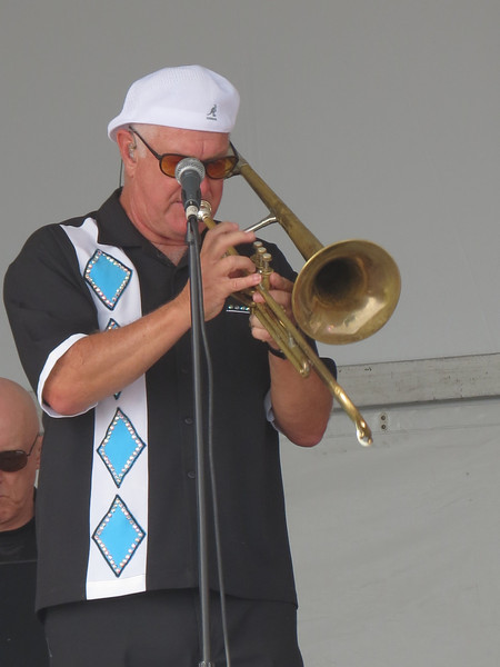 The Diamonds perform at Sunfest 2012 in Ocean City, Maryland