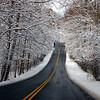 Winter Roadway