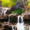 Sacred Pools Falls