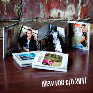 Accordian Mini Wallet Albums Brand new for the senior class! these 3x3 mini albums are the best way to show off your awesome senior portraits!
