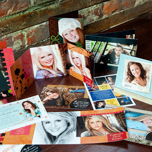 Graduation Announcements We now offer a full line of custom photographic graduation announcements, name cards, seals, address labels and thank you cards. Let us help you create a custom card announcing your achievement.