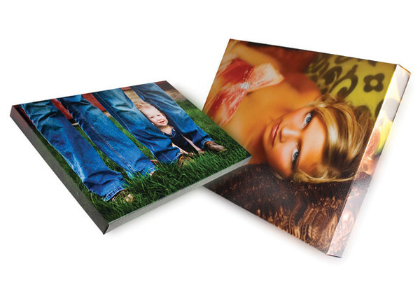 Gallery Wraps!<br /> <br /> Scott Photography lets anyone turn their special moments into museum-quality canvas prints.  <br /> <br /> As the old saying goes, a picture is worth a thousand words.  By transforming your picture into a personalized work of art, you'll cherish that moment for years to come