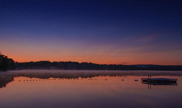 220/366 - Morning On The Lake