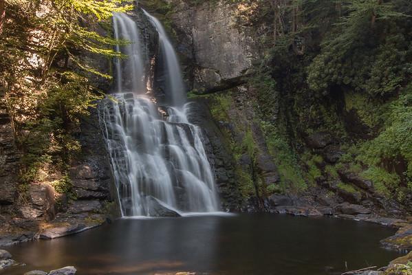 206/366 - Bushkill Falls