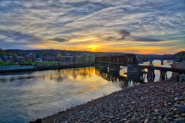 109/366 - Housatonic River