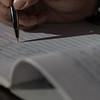 100/366 - Pencil/Pen & Paper
