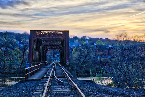 110/366 - Railroad Bridge