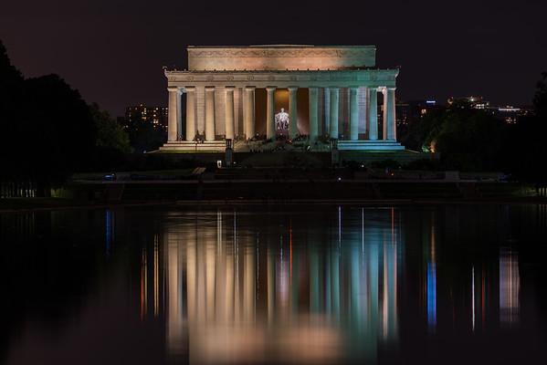 231/366 - Lincoln Memorial