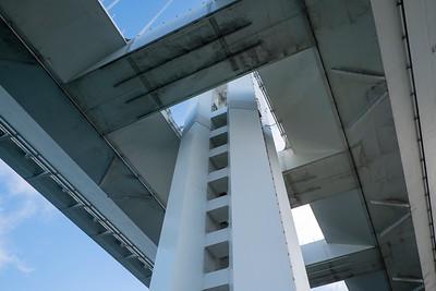 Under Bay Bridge