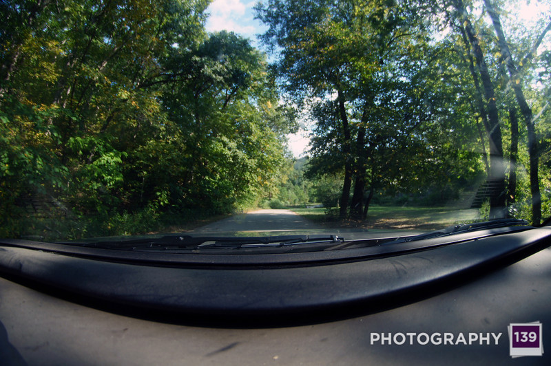 Day 24 - From Your Car Window