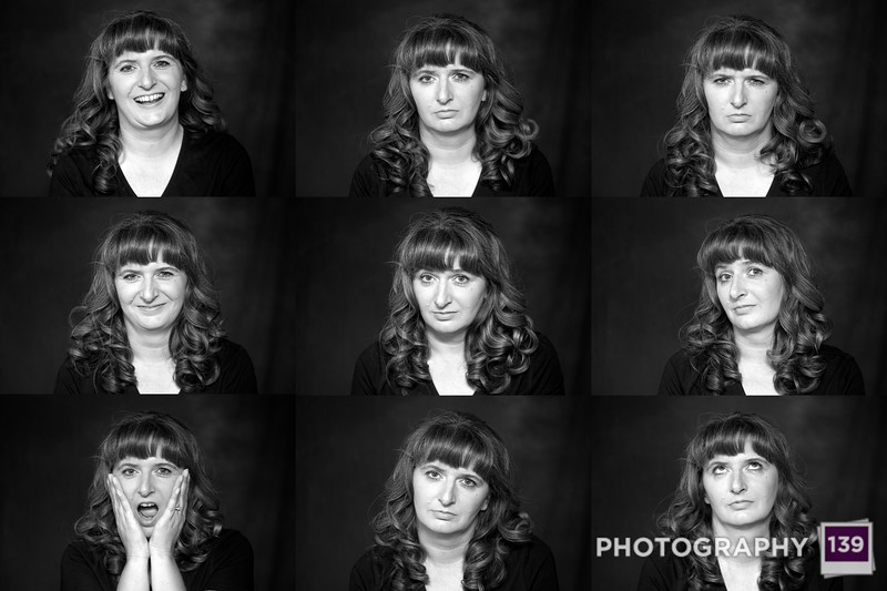 9 Emotions Project - Dawn Krause