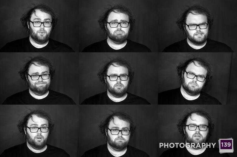 9 Emotions Project - Brandon Kahler