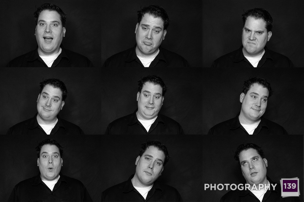9 Emotions Project - Derrick Gorshe