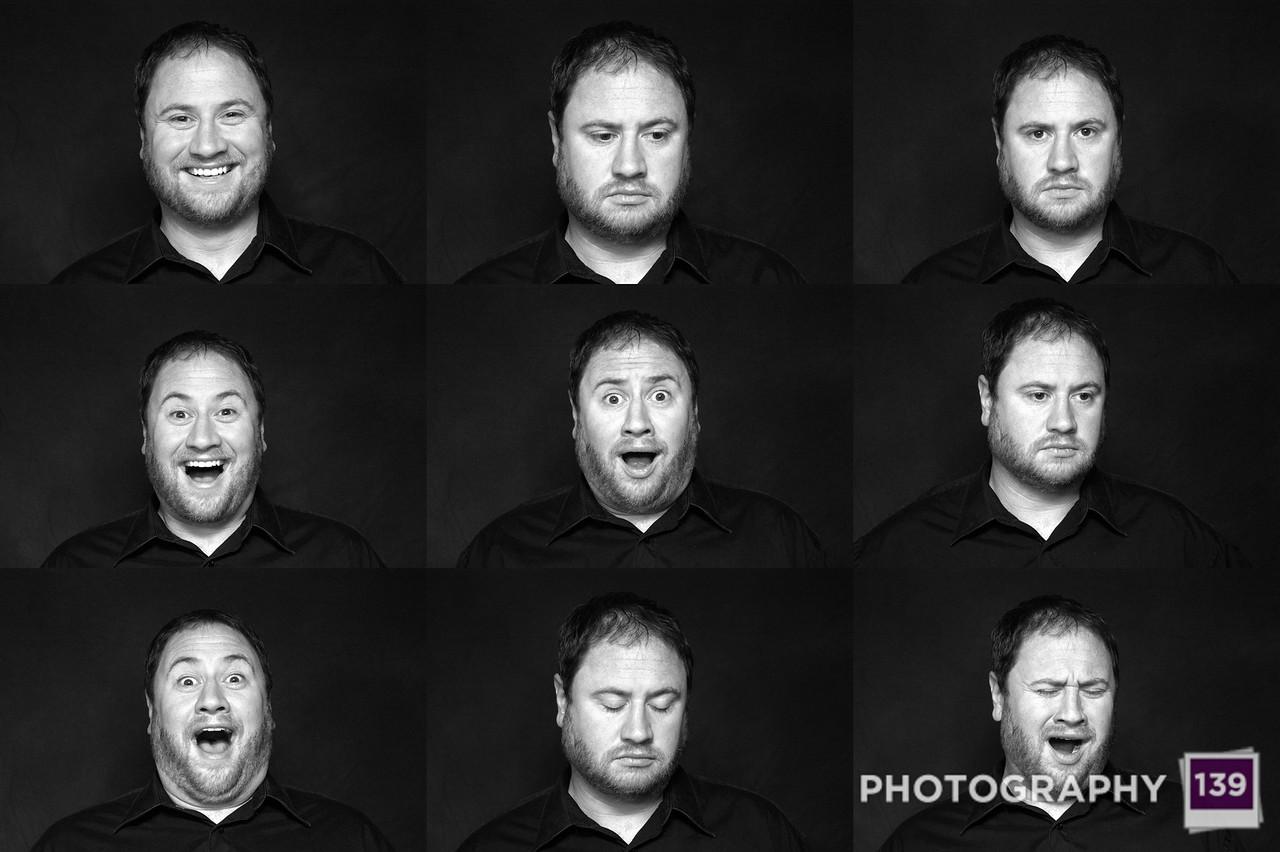 9 Emotions Project - Jesse Howard