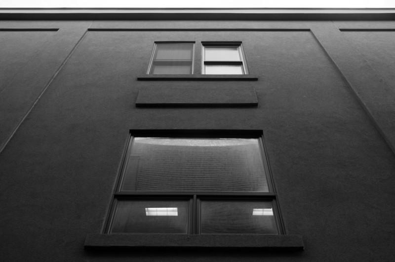 Space Between Buildings