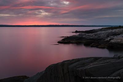 Sunset Harbor #8