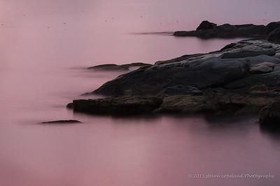Sunset Harbor #9