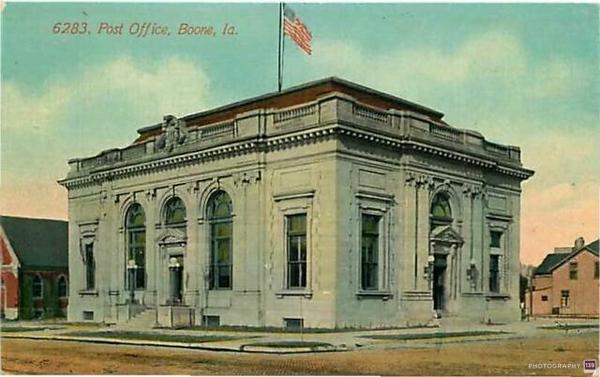 6283 Post Office, Boone, Ia - Original