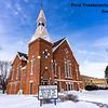 First Presbyterian Church - Boone, Iowa - Modern Interpretation