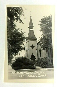 1st Presbyterian Church2229 - Boone Iowa - Original