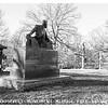 Teddy Roosevelt Statue - McHose Park - Re-Creation