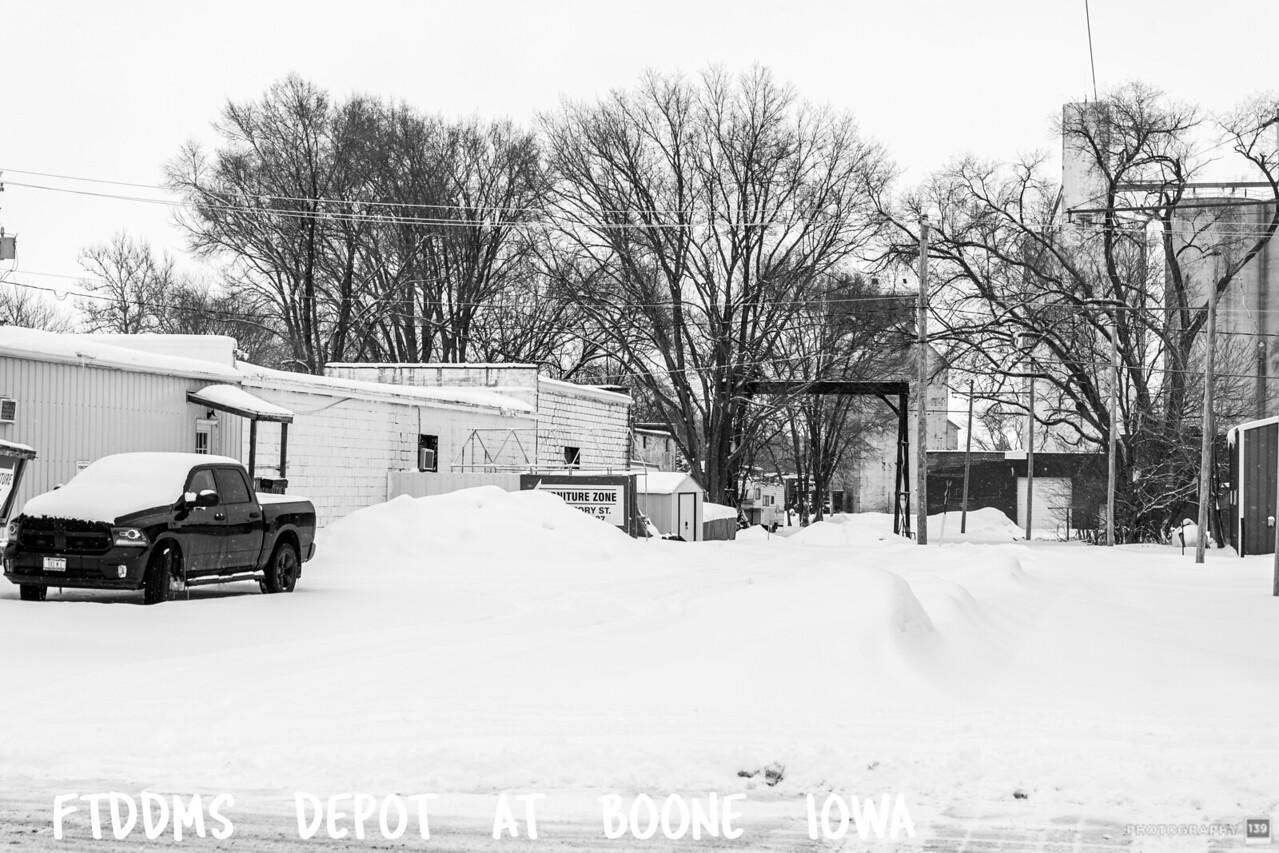 FTDDMS Depot at Boone Iowa - Redux