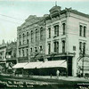 East Side Story Street North from Eighth - Boone, Ia 2222 - Original
