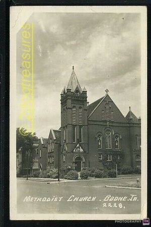 Methodist Church - Boone, IA - 2228 - Original