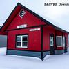 B&SVRR Downtown Depot - Modern Interpretation