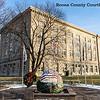 Boone County Courthouse - Modern Interpretation