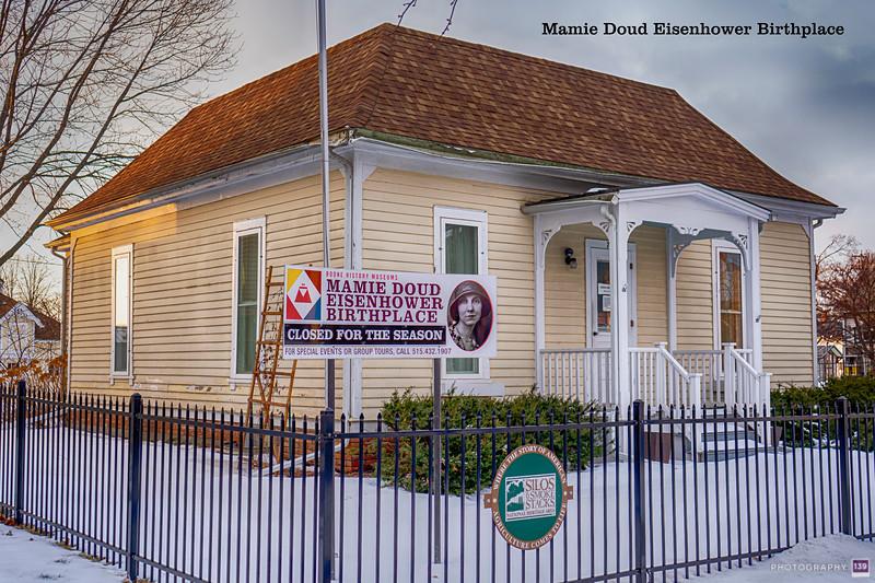 Mamie Doud Eisenhower Birthplace - Modern Interpretation