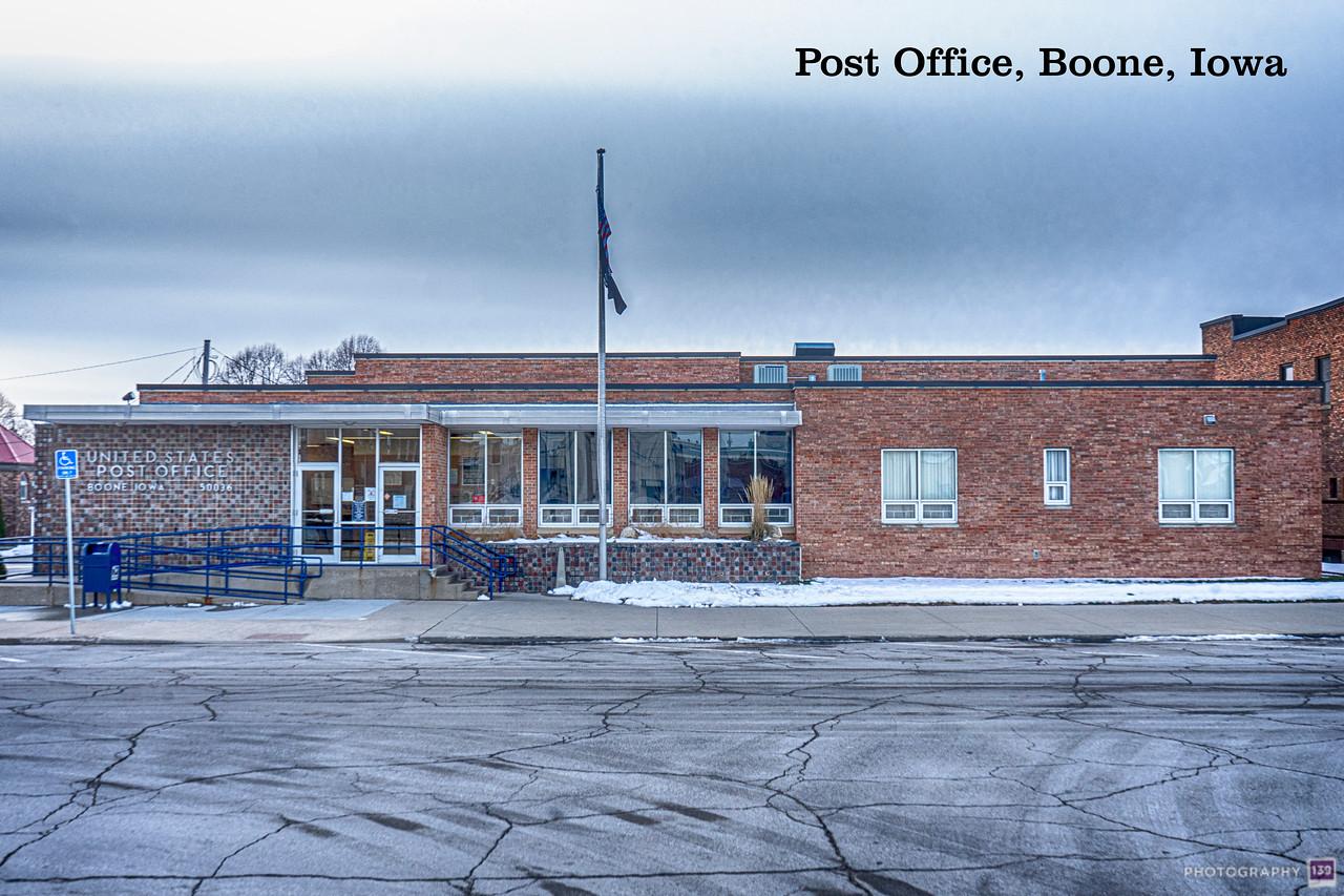 Post Office - Modern Interpretation