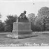 Teddy Roosevelt Statue - McHose Park - Original