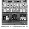 The Fitch Ideal Dandruff Cure Co's Building Postcard Redux