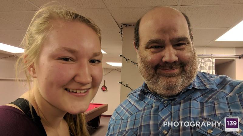 Selfie Project - January 18