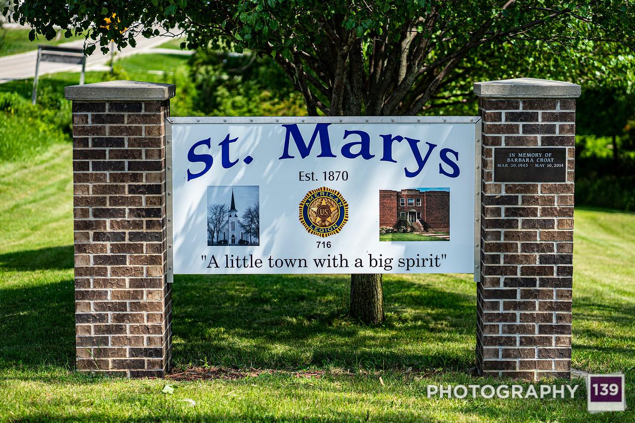 Saint Marys, Iowa