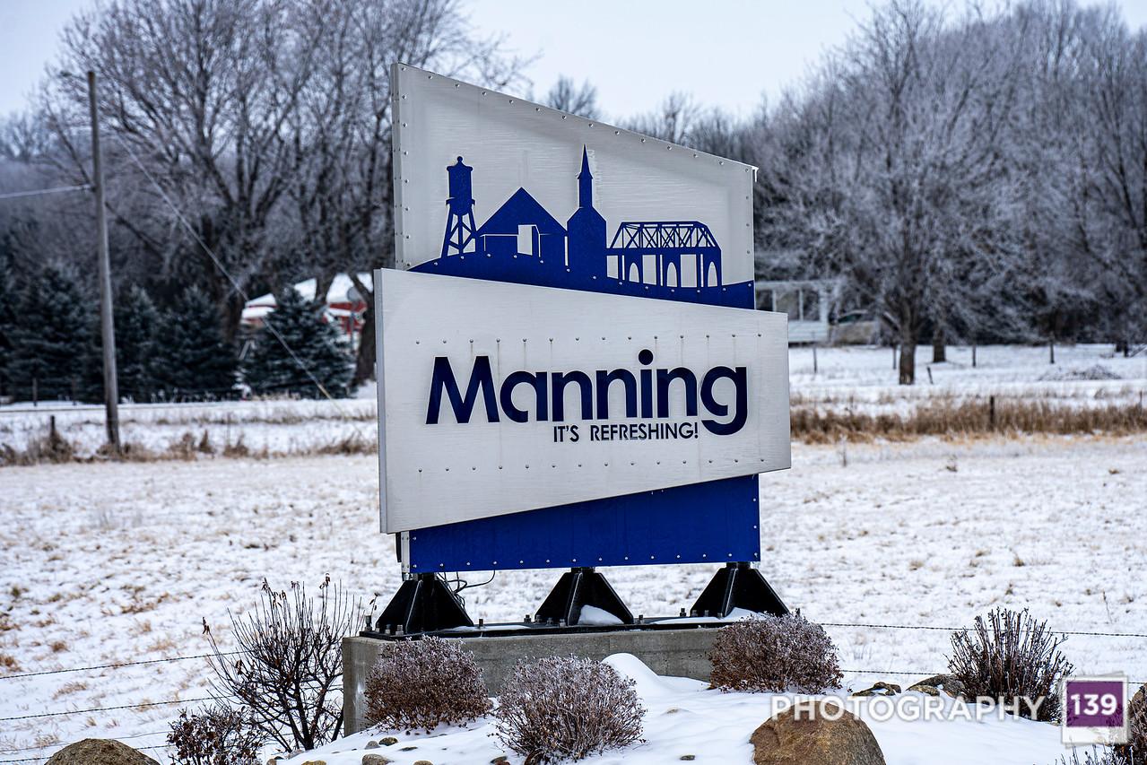 Manning, Iowa