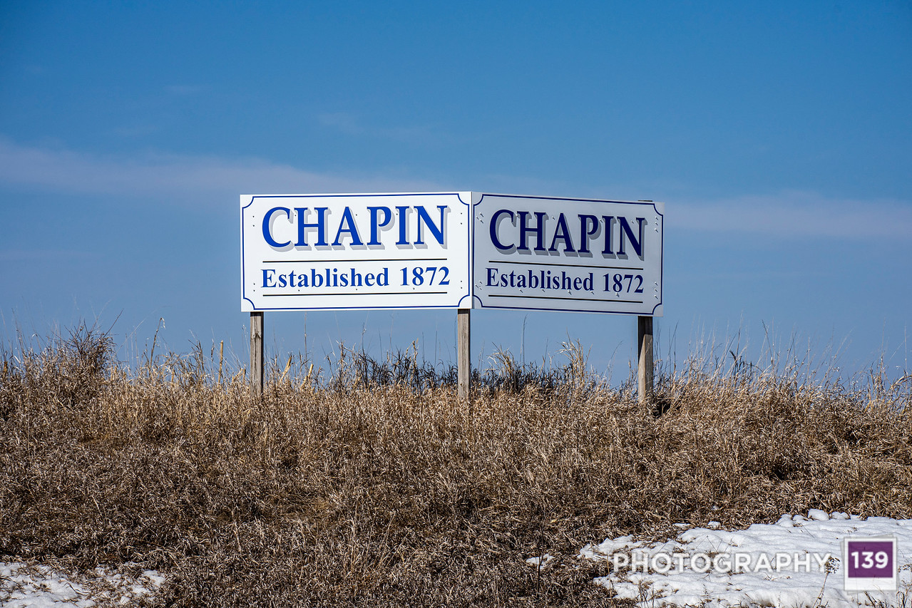 Chapin, Iowa (Census Designated Place)
