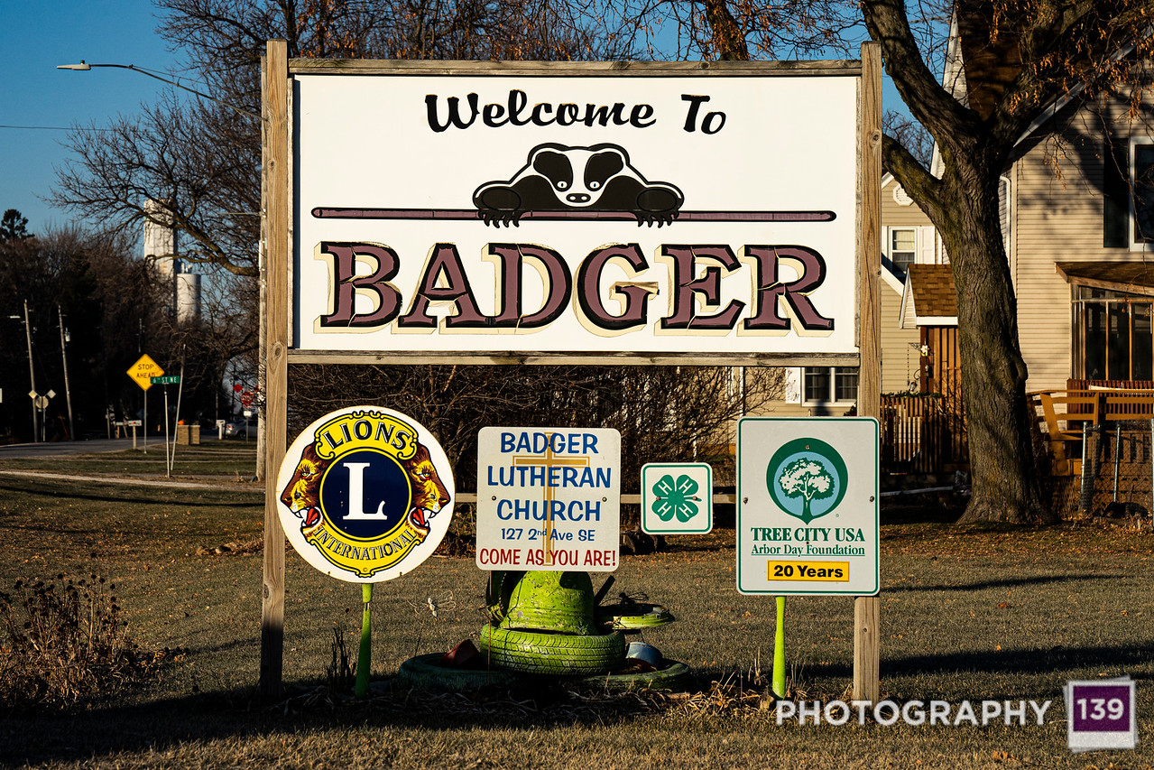 Badger, Iowa