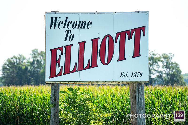 Elliott, Iowa